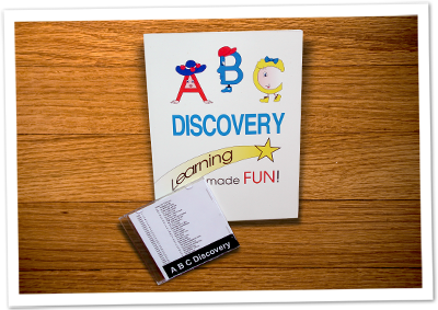 ABC Discovery Book and Music