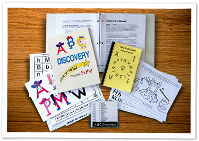 ABC Discovery Curriculum for Kindergarten